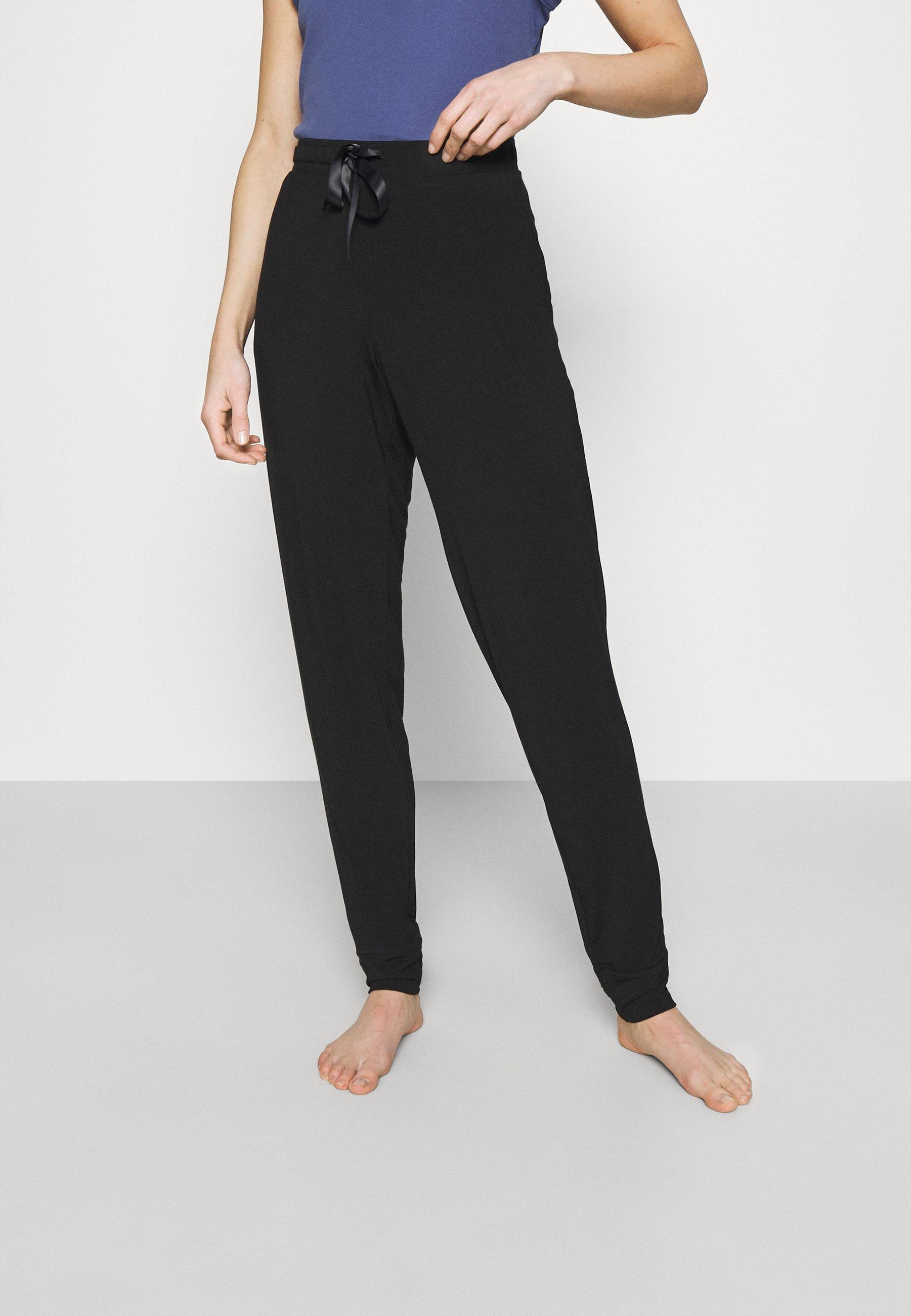 Women MIX AND RELAX LANG MIT BÜNDCHEN - Pyjama bottoms
