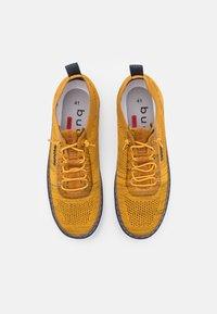Bugatti - GANTE - Sneakers - yellow - 3