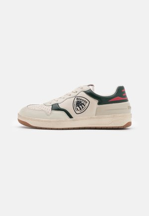 DAYTON - Trainers - white/green