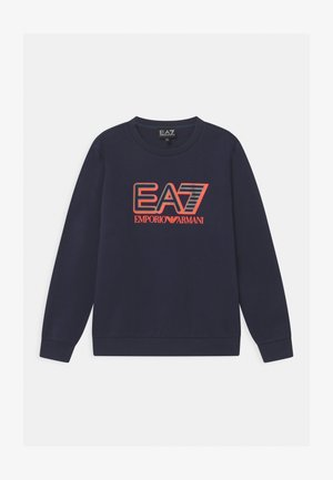 EA7 - Sweatshirt - navy blue