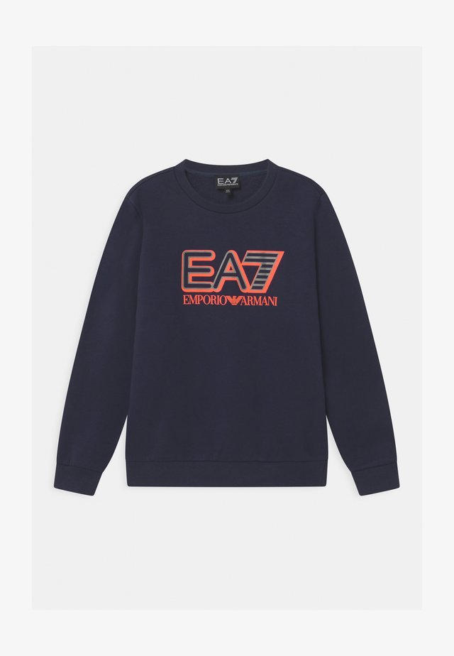 EA7 - Sweatshirt - navy blue
