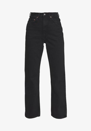 ROWE ECHO - Relaxed fit jeans - black