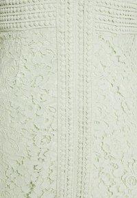 Bardot - HALTER DRESS - Cocktailklänning - pistachio - 2