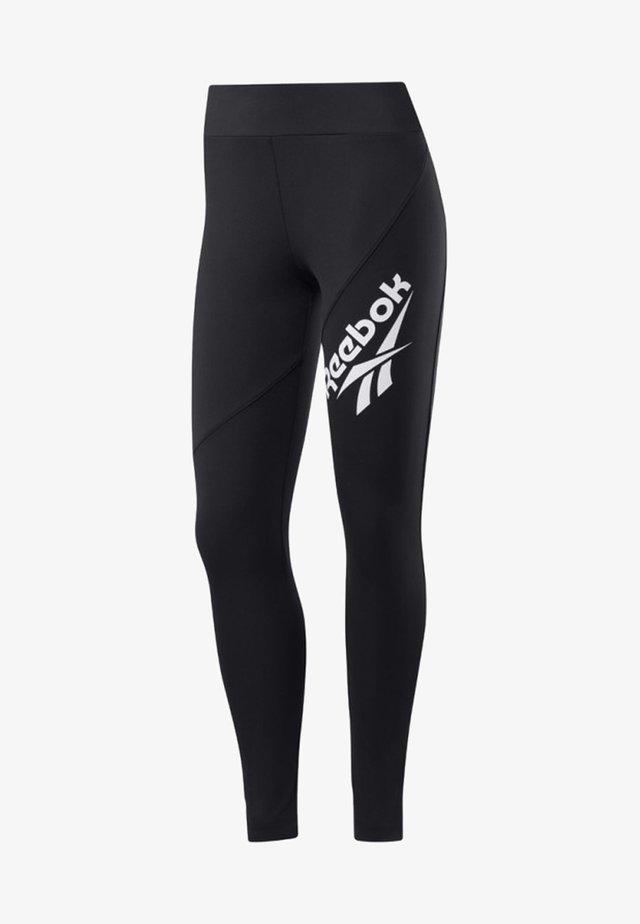 CLASSICS VECTOR LEGGINGS - Leggings - black