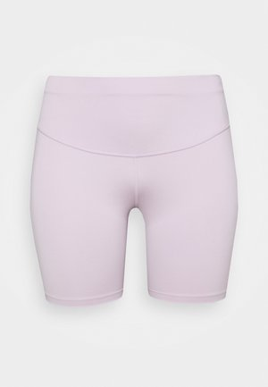 "RUN TIGHT SHORT 7"" PLUS - Punčochy - iced lilac/silver"