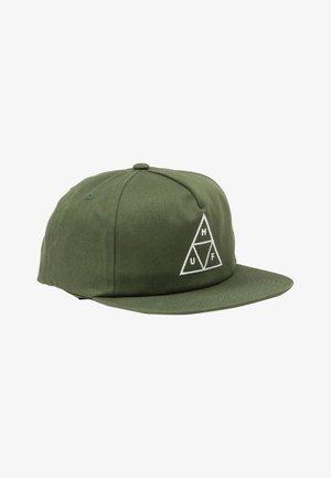 ESSENTIALS UNSTRUCTURED - Cap - military green