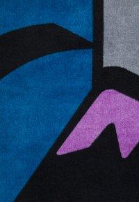 Quiksilver - FRESHNESS TOWEL  - Telo mare - black - 1