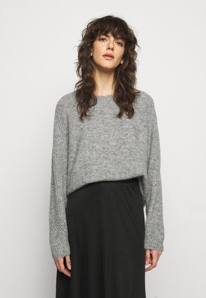 ANA - Sweter - medium grey melange