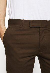 Polo Ralph Lauren - STRETCH SLIM FIT COTTON CHINO - Pantalon classique - mohican brown - 5