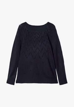 Pullover - dark sapphire