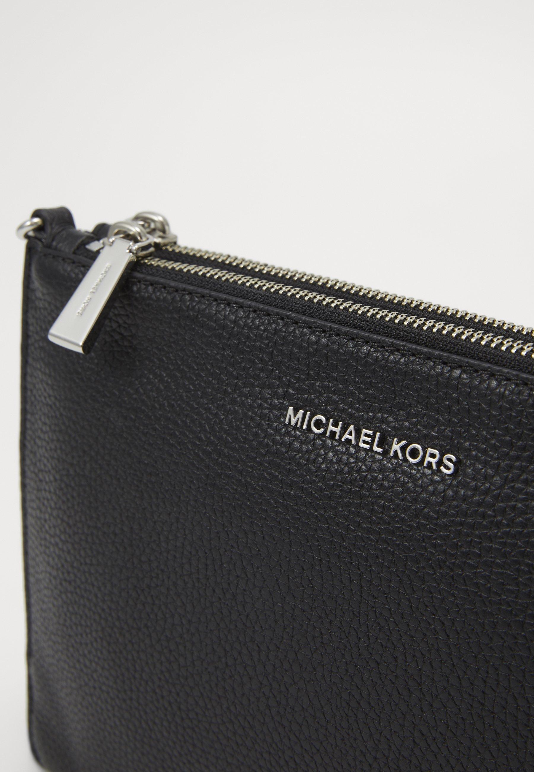Michael Kors Jet Pouch Xbody - Umhängetasche Black/schwarz