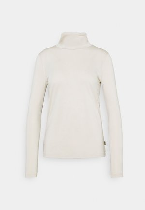 Long sleeved top - oyster gray