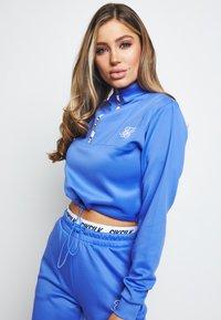 SIKSILK - Sweatshirt - blue - 0