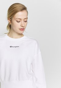 Champion - CREWNECK - Mikina - white - 3