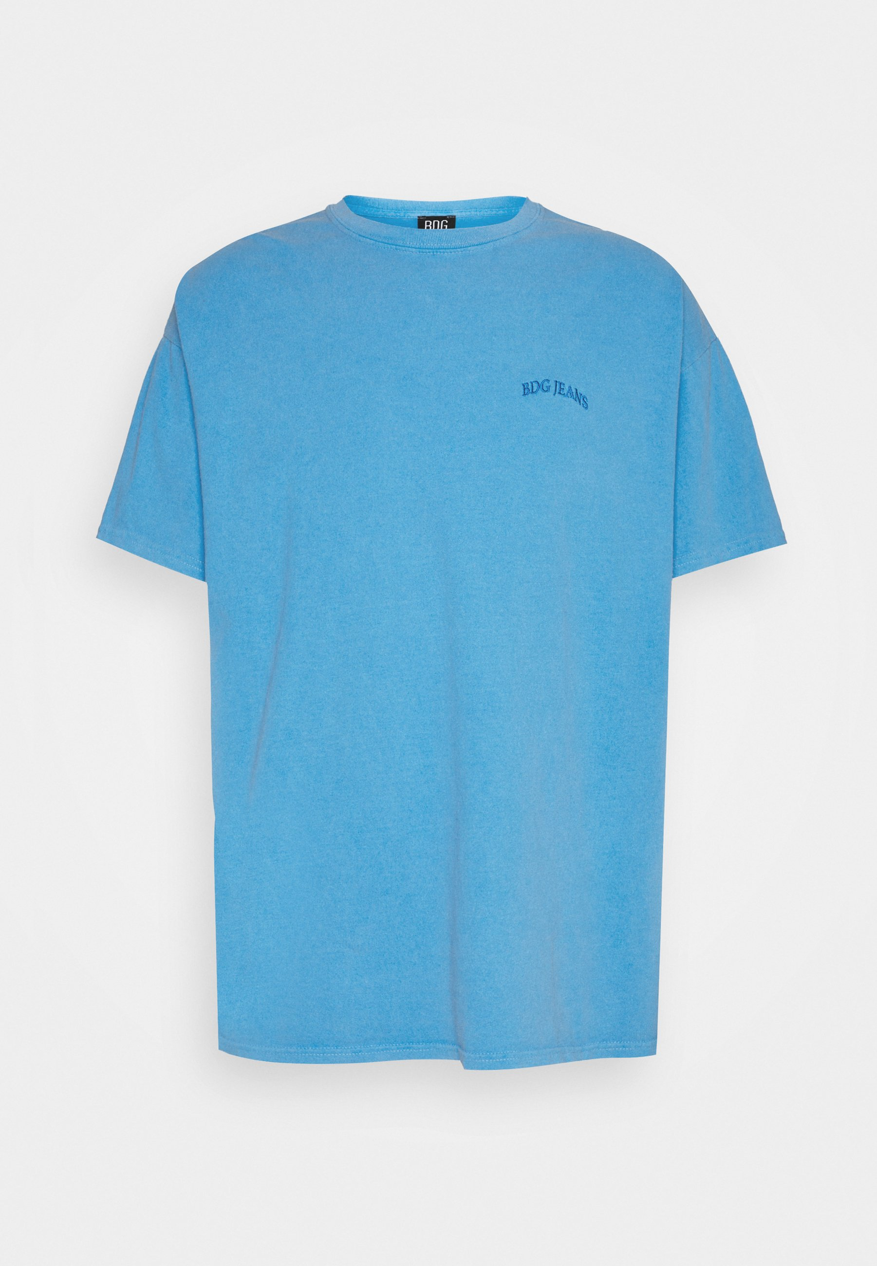 Homme LOGO EMBROIDERED TEE UNISEX - T-shirt basique