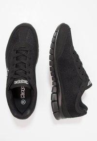 Kappa - ROCKET  - Zapatillas de entrenamiento - black - 1