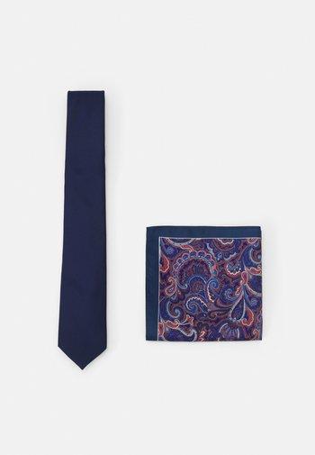 SET - Slips - dark blue/bordeaux