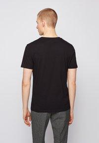 BOSS - LECCO  - Basic T-shirt - black - 2