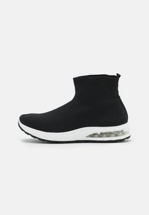 STRIKE - Sneakers hoog - black