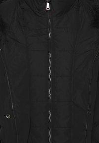 Lauren Ralph Lauren - HAND MAXI COAT - Down coat - black - 8