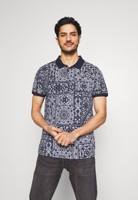 Esprit - OCS - Polo shirt - navy - 0