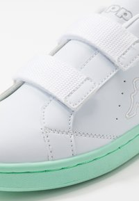 Kappa - CLAVE - Trainers - white/mint - 5
