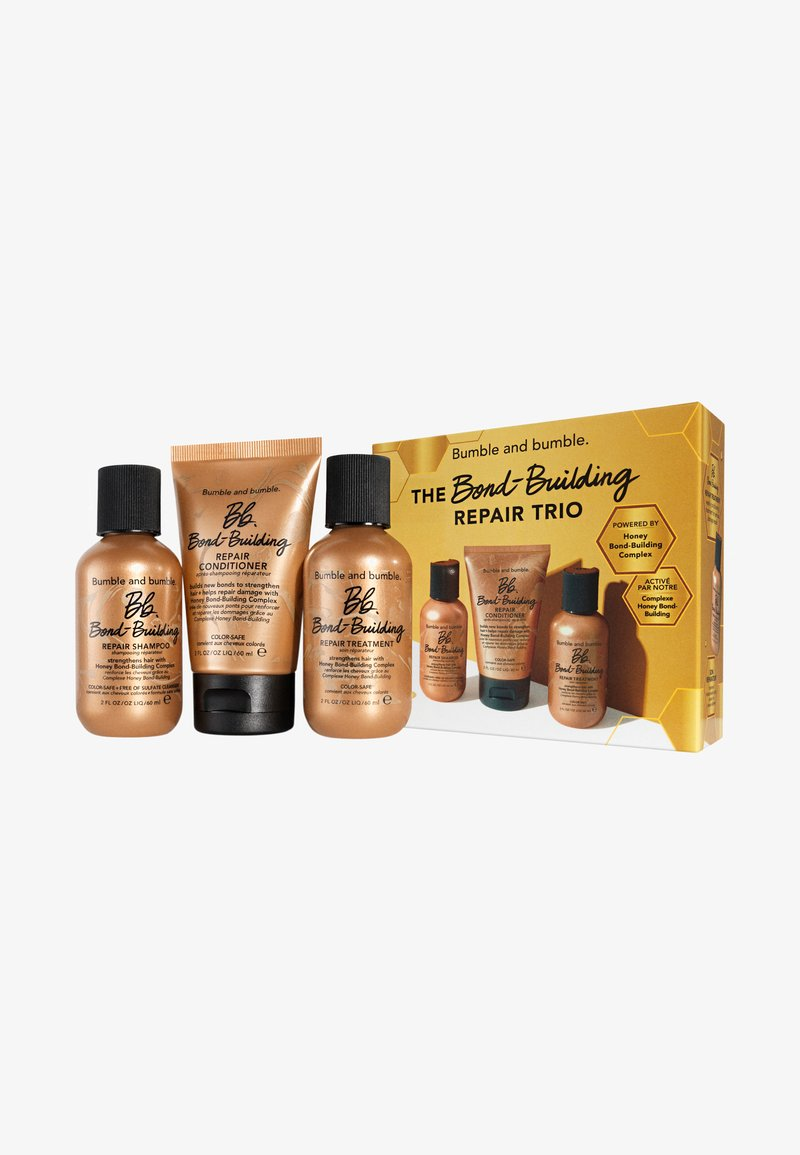 Bumble and bumble - THE BOND-BUILDING TRIAL SET - Hair set - -