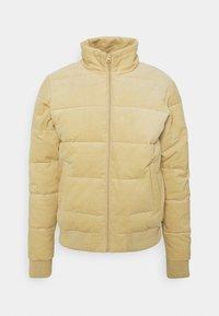 Cotton On - PUFFER JACKET - Light jacket - sand - 4