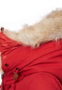 Navahoo - Winter coat - red - 5