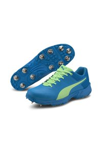 Puma - Spikes - elektro green-nrgy blue - 2