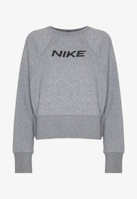 Nike Performance - DRY GET FIT - Sweater - carbon heather/black - 3