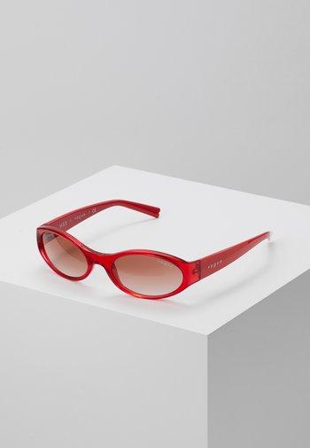SET - Sunglasses - red