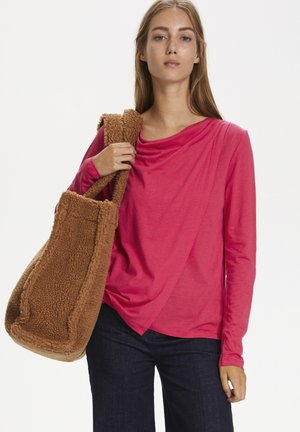 CAIMIIW  - Long sleeved top - pink love