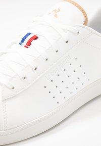 le coq sportif - COURTSTAR - Zapatillas - optical white/grey - 5