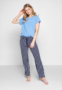Marc O'Polo - PANTS - Pyjama bottoms - navy - 1