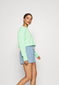 Topshop Petite - WATERMELON - Sweatshirt - green - 2