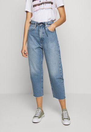 BARREL - Jeans baggy - palm blues