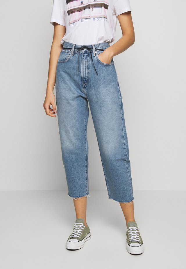 BARREL - Relaxed fit jeans - palm blues