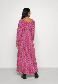 Vero Moda - VMLUIZA DRESS - Maxi dress - pink yarrow - 2