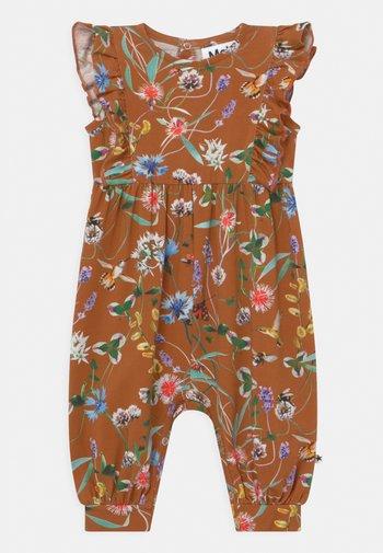 FALLON - Jumpsuit - brown