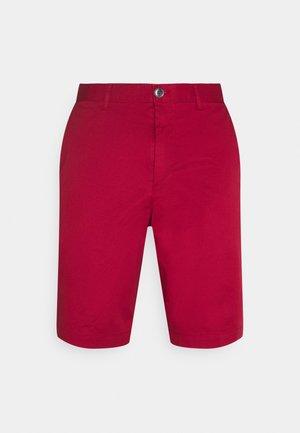 WASHED - Shorts - crimson