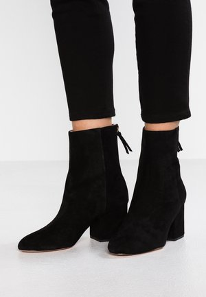 CHUNKY HEEL MAYA BOOT  - Bottines - black