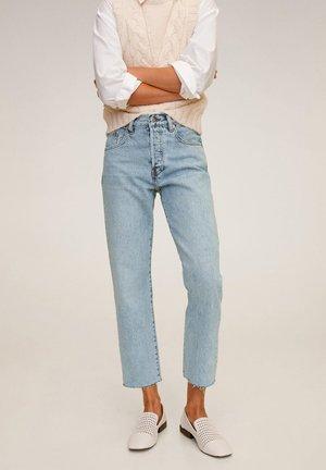 HAVANA - Straight leg jeans - bleu clair