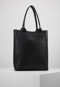 Even&Odd - Tote bag - black - 0