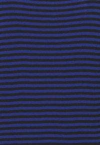 Benetton - Maglietta a manica lunga - black/blue - 2