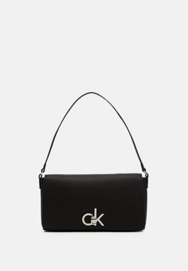 SHOULDER BAG - Borsa a mano - black
