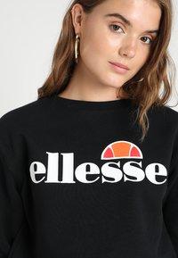 Ellesse - AGATA - Sweatshirts - anthracite - 4