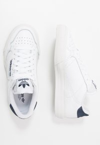 adidas Originals - CONTINENTAL - Matalavartiset tennarit - footwear white/collegiate navy - 1