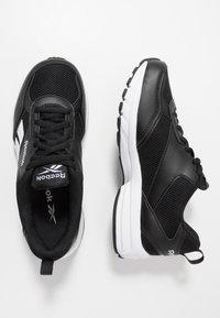 Reebok - PHEEHAN - Neutral running shoes - black/white - 1