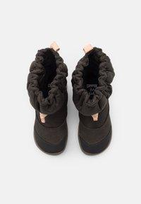 Camper - ERGO KIDS - Zimní obuv - dark gray - 3